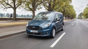 Ford recalls Transit Connect vans due to shifter not showing correcting gear