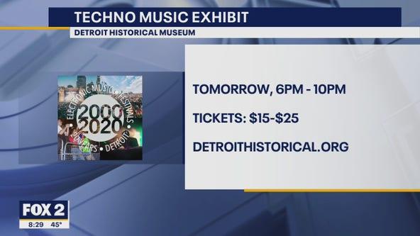 TECHNO MUSIC EXHIBIT
