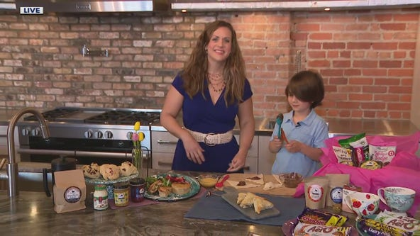 Sweet & Savory Treats for Mom from Ackroyd's Scottish Bakery