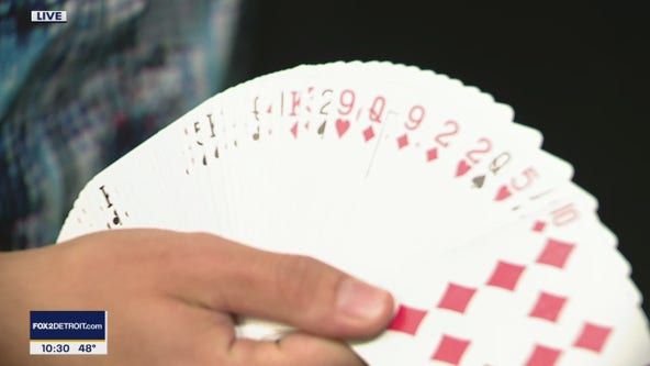 A Magic Trick from Anthony Grupido