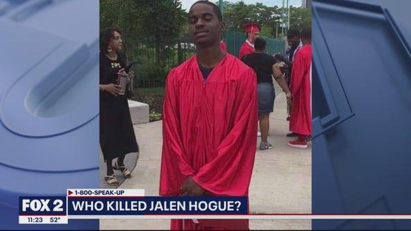 CrimeStoppers: Who killed Jalen Hogue?