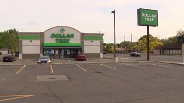 Armed man robs Detroit Dollar Tree, ties up workers - and steals surveillance equipment
