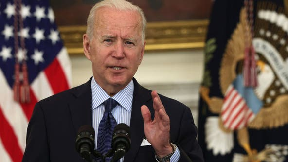 Biden pushes $2.3 trillion infrastructure plan during Louisiana visit