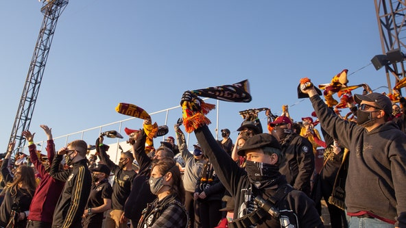 Detroit City FC women's team to play first Keyworth game with fans this weekend