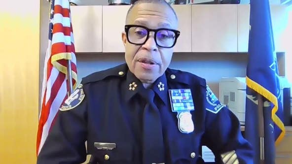 Chief James Craig 1-on-1 discusses leadership, being a Republican and his future