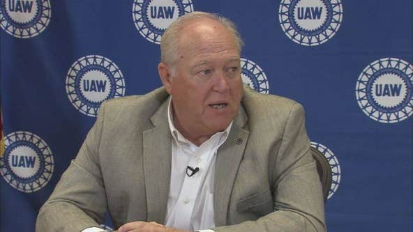 Former UAW President Dennis Williams gets 21 months in prison for embezzlement