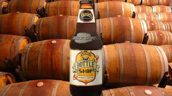 Founders Brewing Co. introduces bourbon barrel-aged ale Highland Drifter