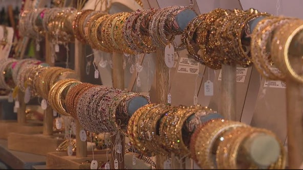Farmington Hills boutique owner from India gives back to country devastated by COVID-19