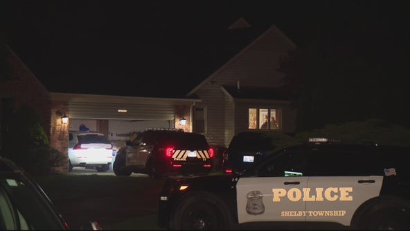 Police investigating murder-suicide at Shelby Township home
