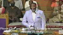Former Mayor Kwame Kilpatrick preaches Sunday in Detroit