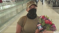 Air Force reservist gets suprise homecoming by family