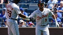 Castro HR, Tigers rally for sweep over skidding Royals
