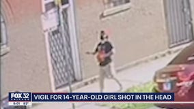 Video shows suspects after 14-year-old Chicago girl shot in the head