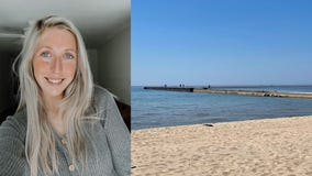 'I'm not going to let you die': Pregnant mother rescues 3 girls from drowning in Lake Michigan