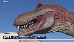Dino Safari roars into the Suburban Collection Showcase this weekend