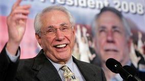 Mike Gravel, former US senator who read Pentagon Papers, dies at 91