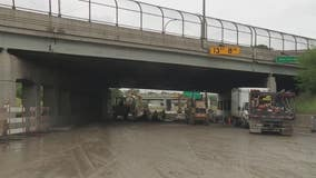 Final stretch of I-94 reopens after flooding closed eastbound lanes