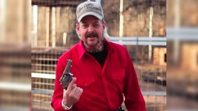 'Tiger King's' Joe Exotic selling NFTs from prison, other collectibles featured in documentary