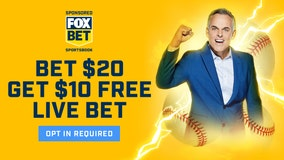 Get $10 for FREE every Thursday with FOX Bet