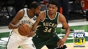 Nets vs. Bucks series preview: How to bet on Brooklyn vs. Milwaukee