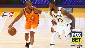 Lakers vs. Suns Game 5: How Lakers went from huge favorite to betting underdog
