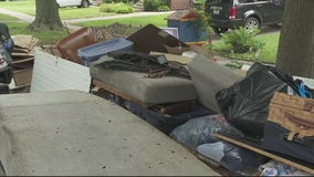 Detroit works to clean up after severe flooding damages property, city
