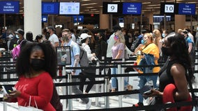 TSA sees highest traveler count at airports since March 2020