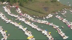 Michigan man dies in Lake St. Clair at Jobbie Nooner as storm blows through
