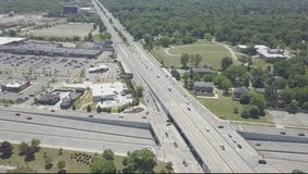 Big changes are coming to the Woodward-8 Mile intersection, to both the walls and the people that live there