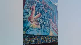Sterling Heights won't remove police mural despite artist's regret painting it