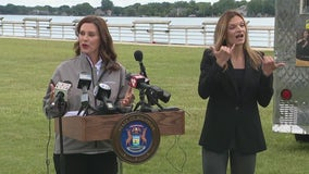 Whitmer looks to expand Future for Frontliners Program