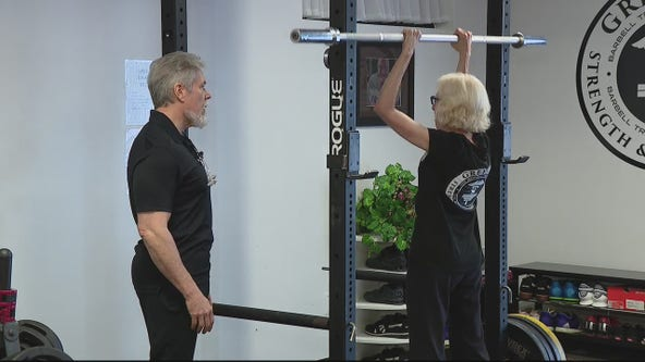 Greysteel gym empowers senior community through strength training