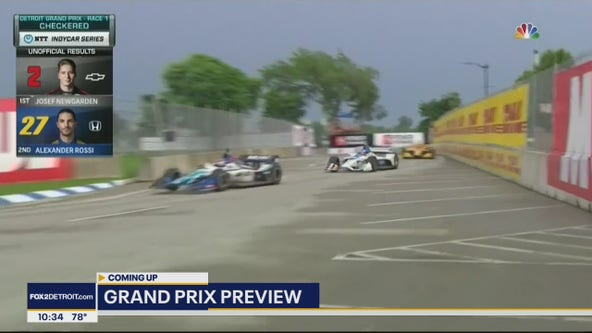 What you need to know if you plan on going to the Grand Prix on Belle Isle