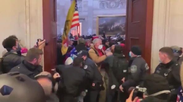 State Dems speculate on connection with Lansing protest and Jan. 6 riot; GOP says 'it's a stretch'