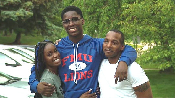 Black teen shot at for asking directions, now graduating from high school early, going to college