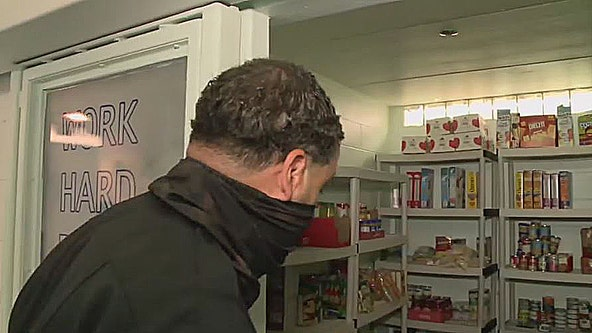 Detroit police 6th Precinct reopens Community Closet for those in need