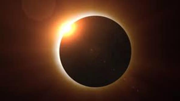 """A """"Ring of Fire"""" happens tomorrow morning. Will we be able to view this rare eclipse?"""