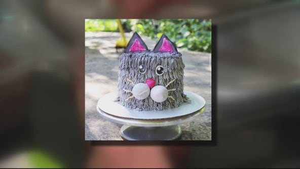 16-year-old entrepreneur launches cake making business during pandemic