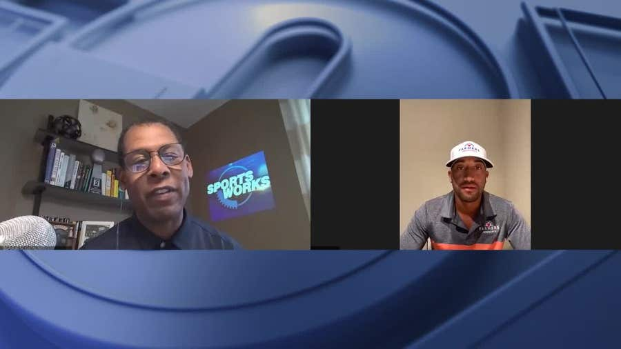 WATCH - Woody Woodriffe sits down with pro golfer and Flint native, Willie Mack to talk about his path into the Rocket Mortgage Classic tournament