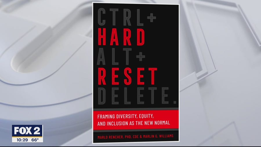 """Detroit-based diversity, equity and inclusion experts release """"Hard Reset"""""""