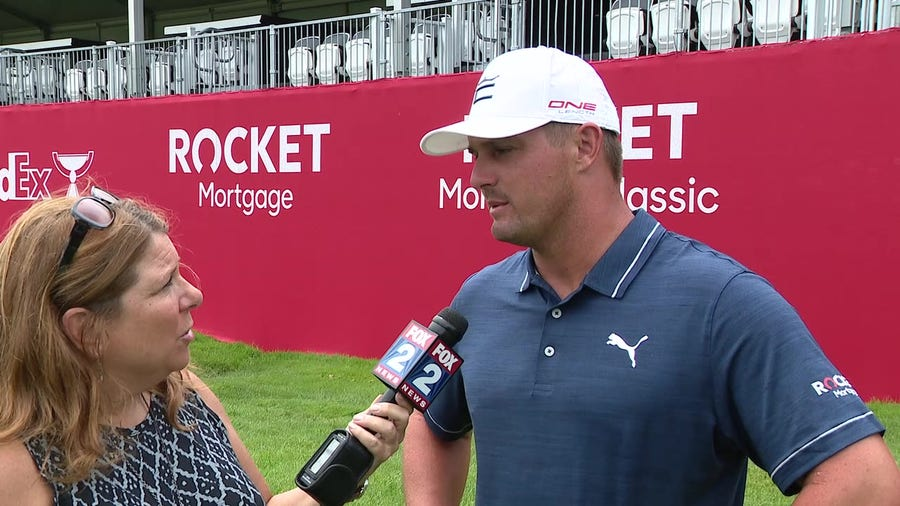 Rocket Mortgage Classic Media Day