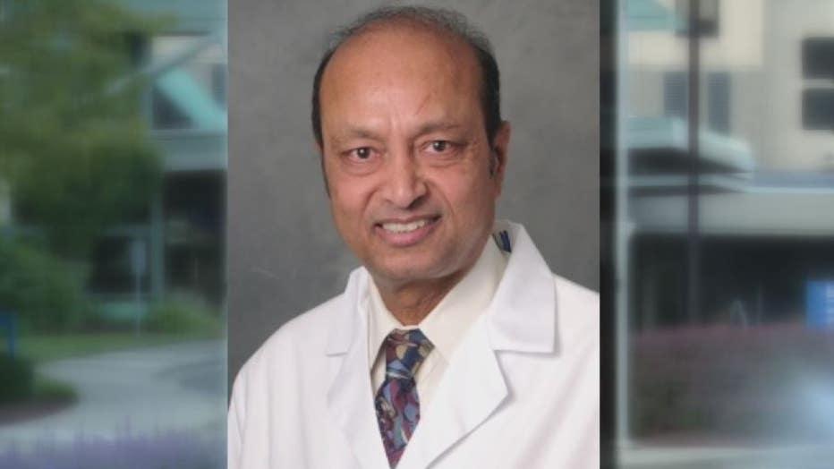 Dr. Girish Mangalick