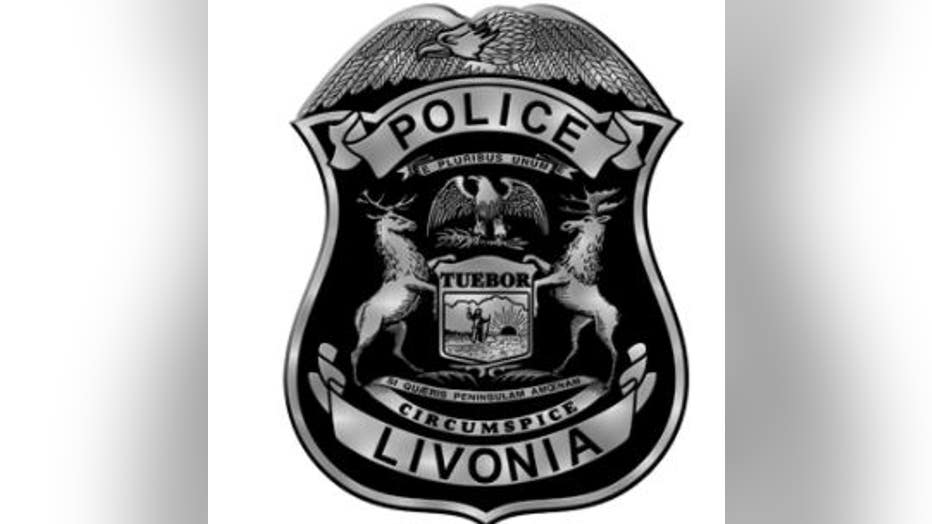 Image courtesy Livonia Police Department.