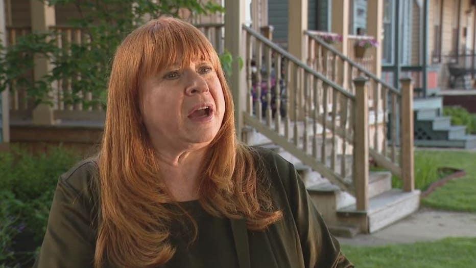 Sheila Cockrel, former longtime Detroit city councilwoman.