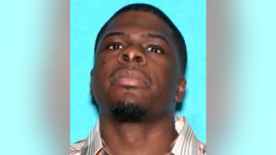 Photo of double murder suspect, courtesy Detroit police.