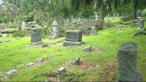 Volunteers needed to help clean up historic Pontiac cemetery after storm