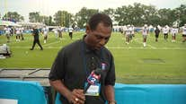WATCH - Woody reports on day two of training camp for the Lions