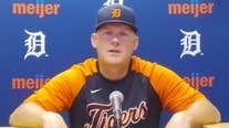 Tigers post Twins wild 17-14 victory