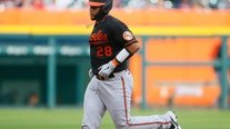 Harvey, Severino power Orioles to 4-3 win over Tigers