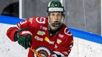 Wings select Swedish defenseman, Simon Edvinsson with 6th overall pick in 2021 NHL Draft